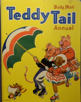 Teddy Tail Annual 1957