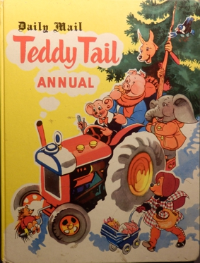 Teddy Tail Annual 1958